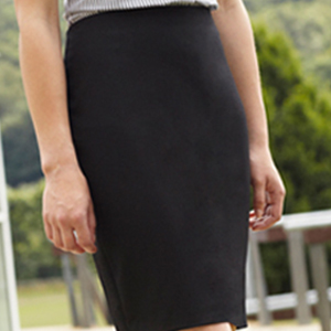 Girls Black Pencil Skirt VERY GENEROUS FIT CHECK SIZE CHARTS!