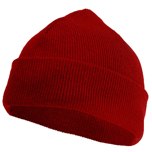 Mayflower Primary School Knitted Hat + Logo