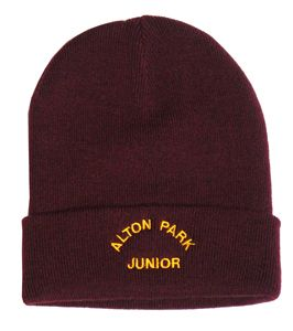 Alton Park Junior Knitted Hat