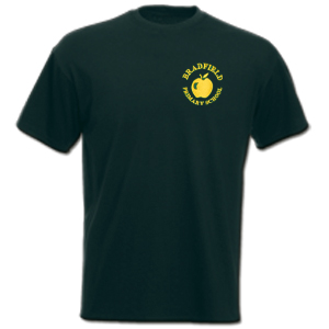 Bradfield Primary Bottle T-Shirt