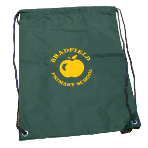 Bradfield Primary Drawstring Bag