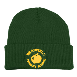 Bradfield Primary Knit Hat