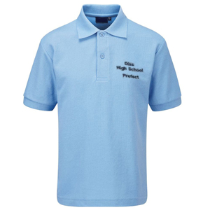 Diss High School Prefect Polo Shirt