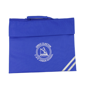 Great Clacton Junior School Book Bag