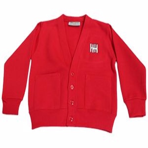 Holland Haven Primary School Sweatshirt Cardigan