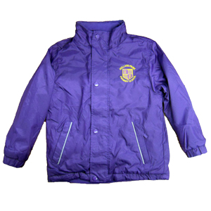 Holland Park Primary School Reversible Jacket