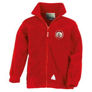 Mayflower Primary School Fleece Jacket