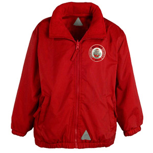 Mayflower Primary School Reversible Jacket