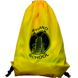 Myland Primary Gym Bag
