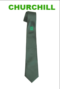 Philip Morant School Churchill House Tie