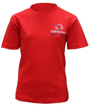 Queen Boudica Primary Iceni Tribe T-Shirt