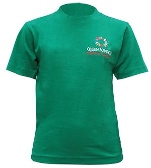 Queen Boudica Primary Silures Tribe T-Shirt