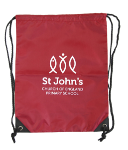 St John's Primary School Drawstring Bag