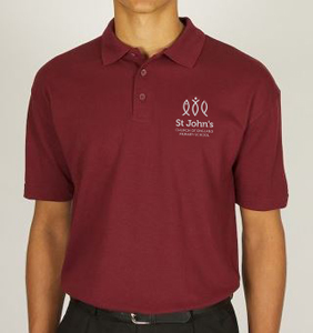 St John's Primary School PE Polo Shirt