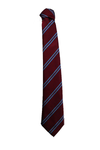 St John's Primary School Striped Tie