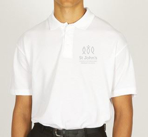 St John's Primary Summer Polo Shirt