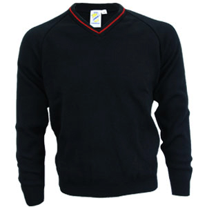 Tendring Technology College Unisex V-Neck Jumper
