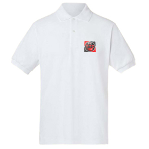 Tendring Technology College White PE Polo Shirt