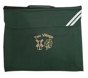 Two Village Primary Book Bag